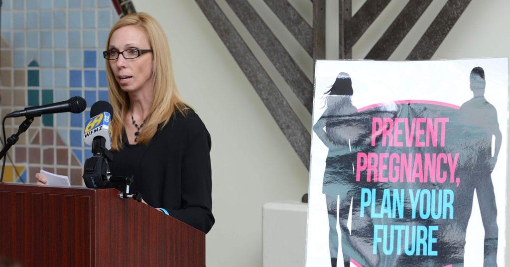 Officials Launch New Program to Prevent Teen Pregnancies